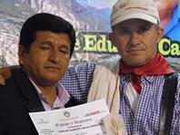 Diploma Tembladera Perú 2016