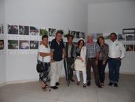 Exposición aa Los arrieros en Tembladera Perú