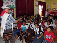 Reital escuela en el Perú